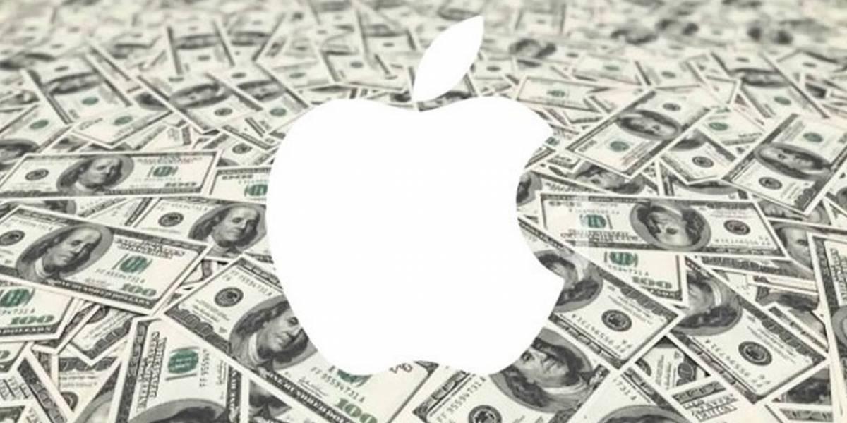 Apple logra el mejor tercer trimestre fiscal de su historia