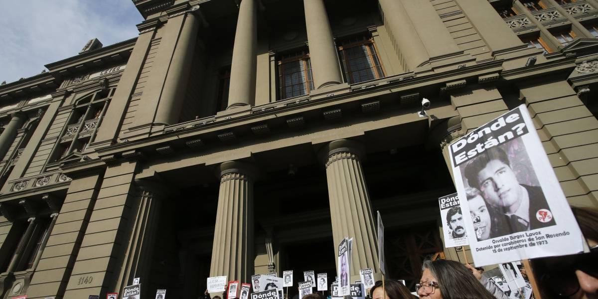 """Otro """"supremazo"""": máximo tribunal concede libertad condicional a otros dos condenados por crímenes de lesa humanidad"""