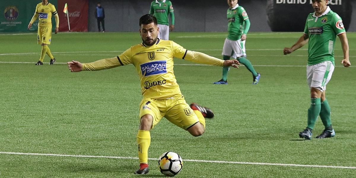 Duro golpe para el puntero U. de Concepción: Jean Meneses firmó en León de México