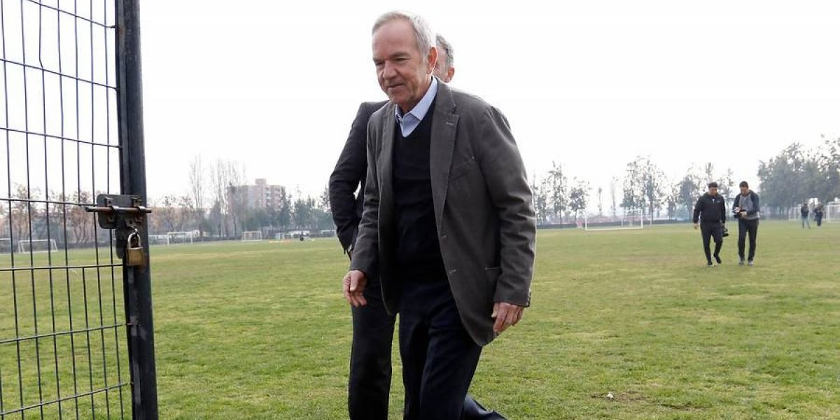 """Ruiz-Tagle preocupado por cierre de galería en el Monumental: """"Su reparación es urgente"""""""