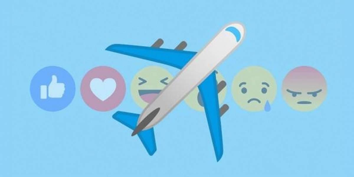 Facebook: La misteriosa reacción del avión y la flama se han ido, pero, ¿por qué duraron tan poco?