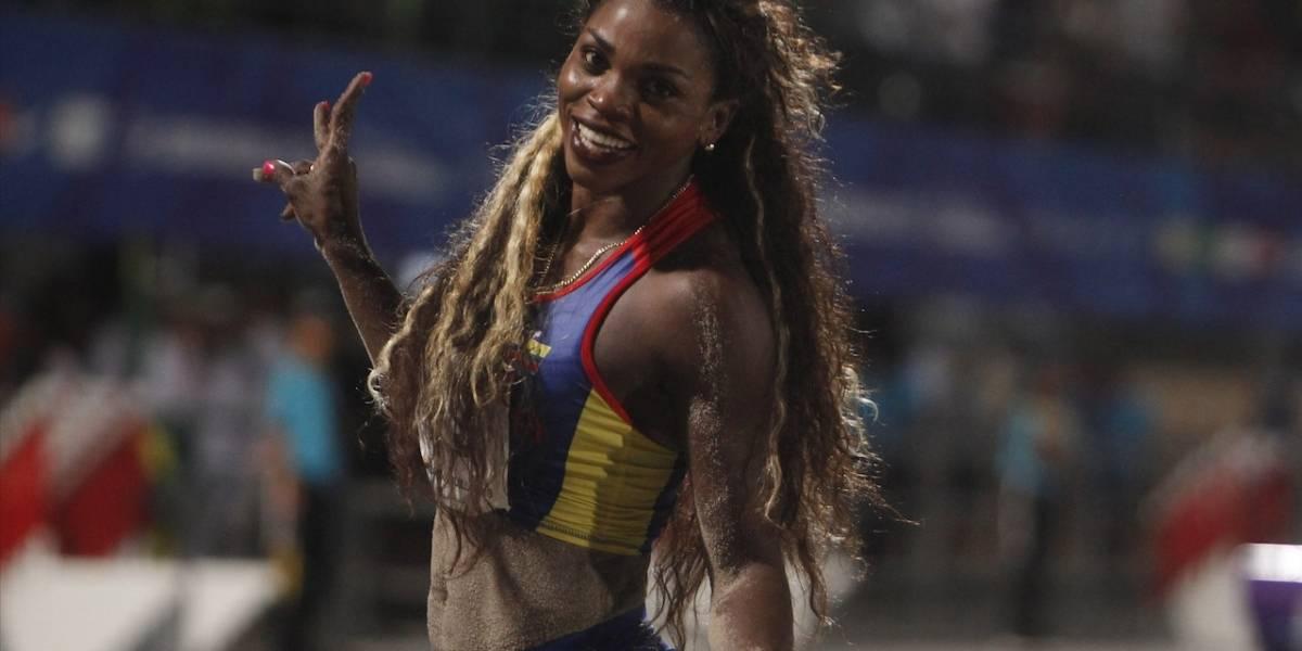 Caterine Ibargüen se clasifica a los Juegos Olímpicos de Tokyo 2020