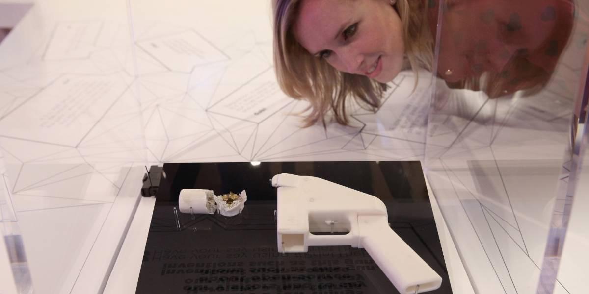 Se 'dispara' polémica en EEUU por armas impresas en 3D