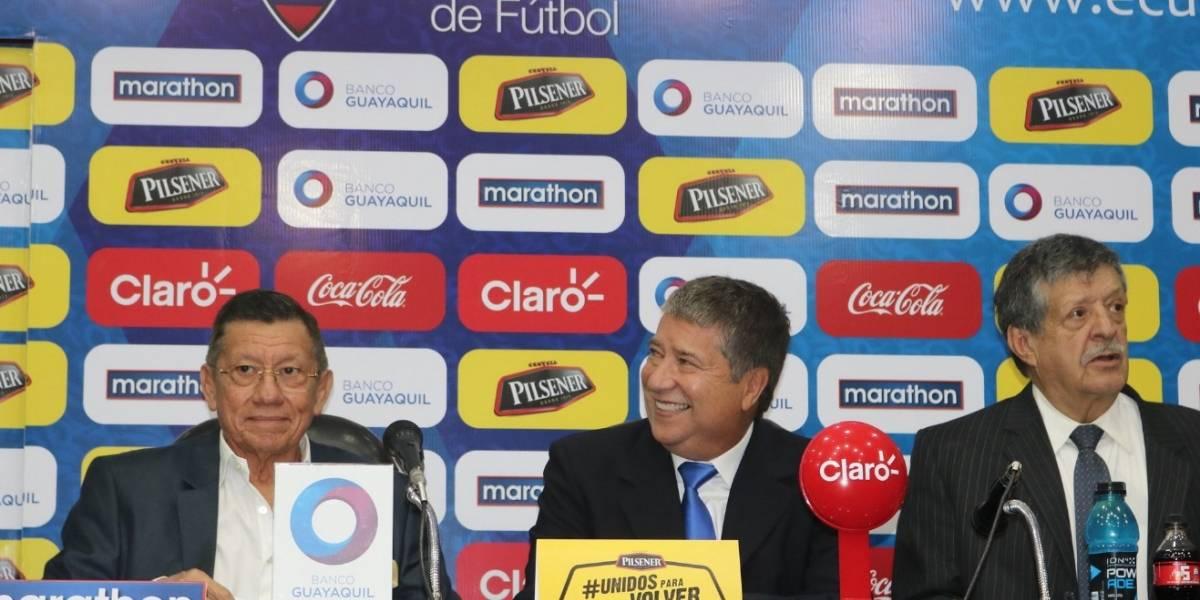 "Hernán 'Bolillo' Gómez: ""Me siento muy contento de volver a mi casa"""