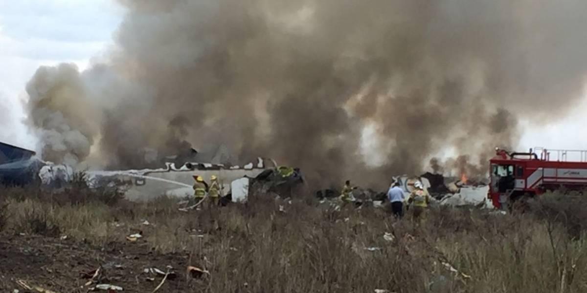 IMSS da de alta a 11 de 13 lesionados tras el accidente en el vuelo 2431