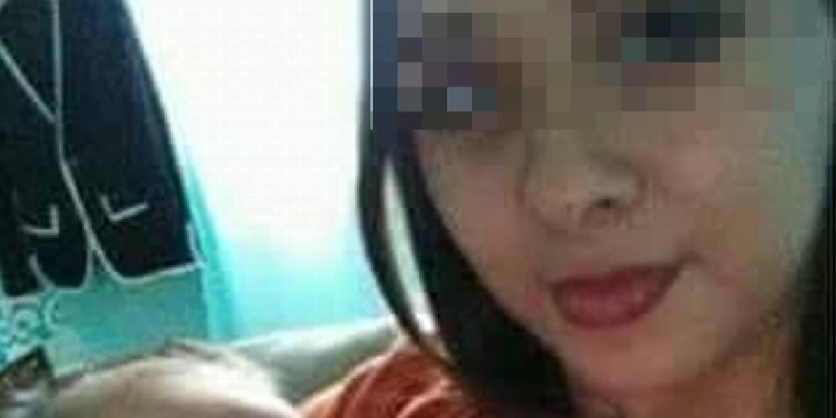 Litzi fue por ropa regalada para su bebé y fue asesinada