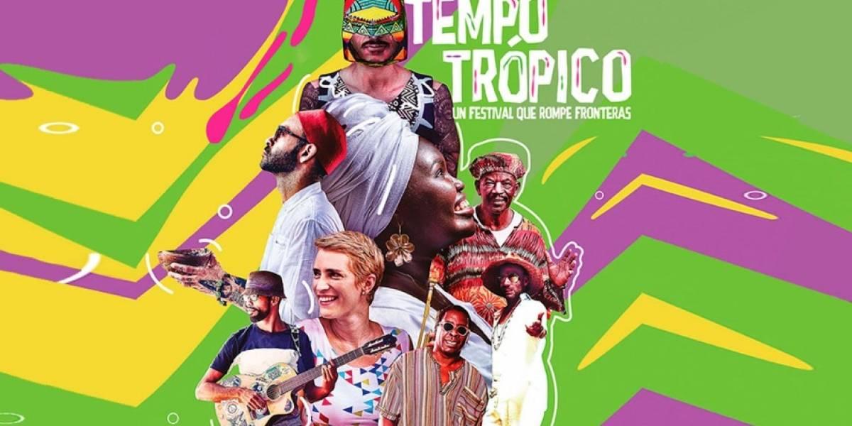 Elkin Robinson y Daymé Arocena abrirán el festival Tempo Trópico