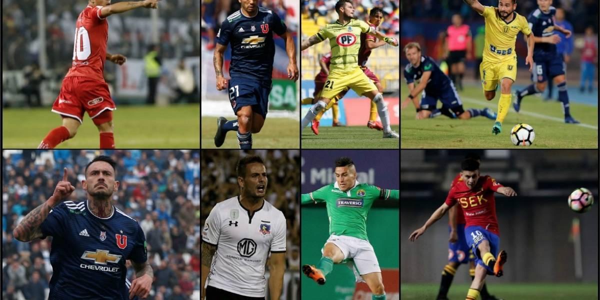 Brian Fernández, Arias, Rivero, Meneses y Pinilla: Los 13 cracks que se fueron del fútbol chileno