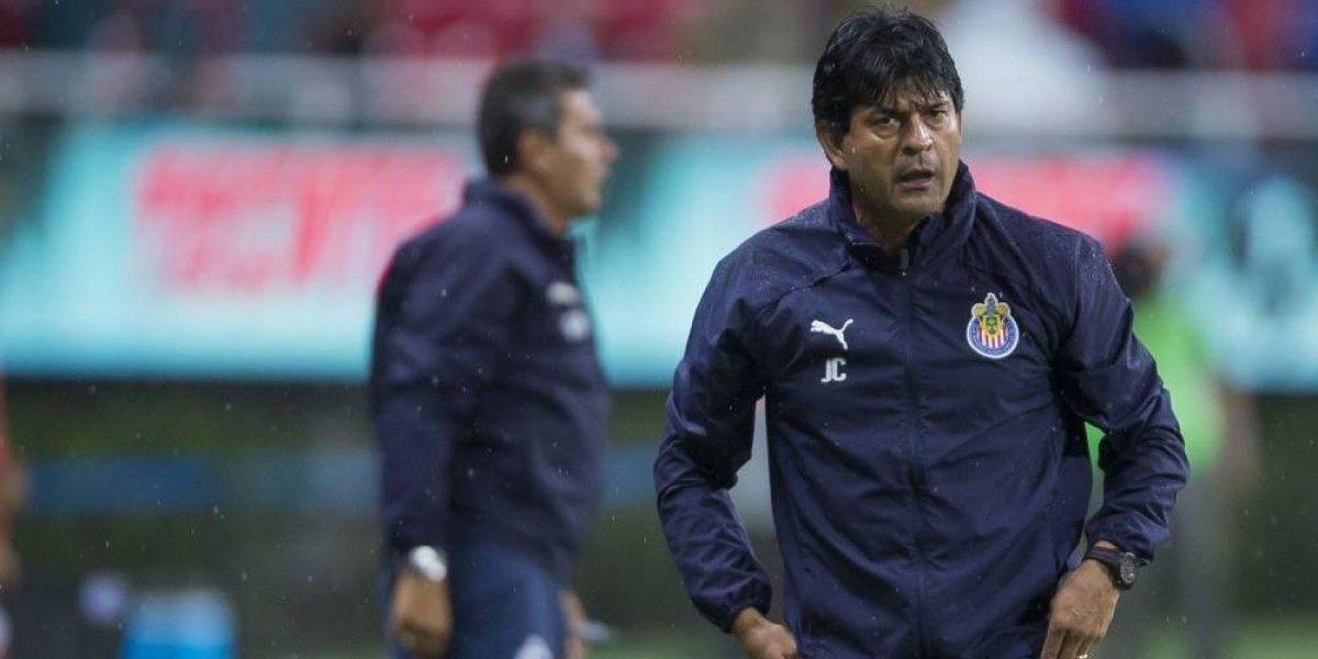 Cardozo advierte que habrá mano dura en Chivas