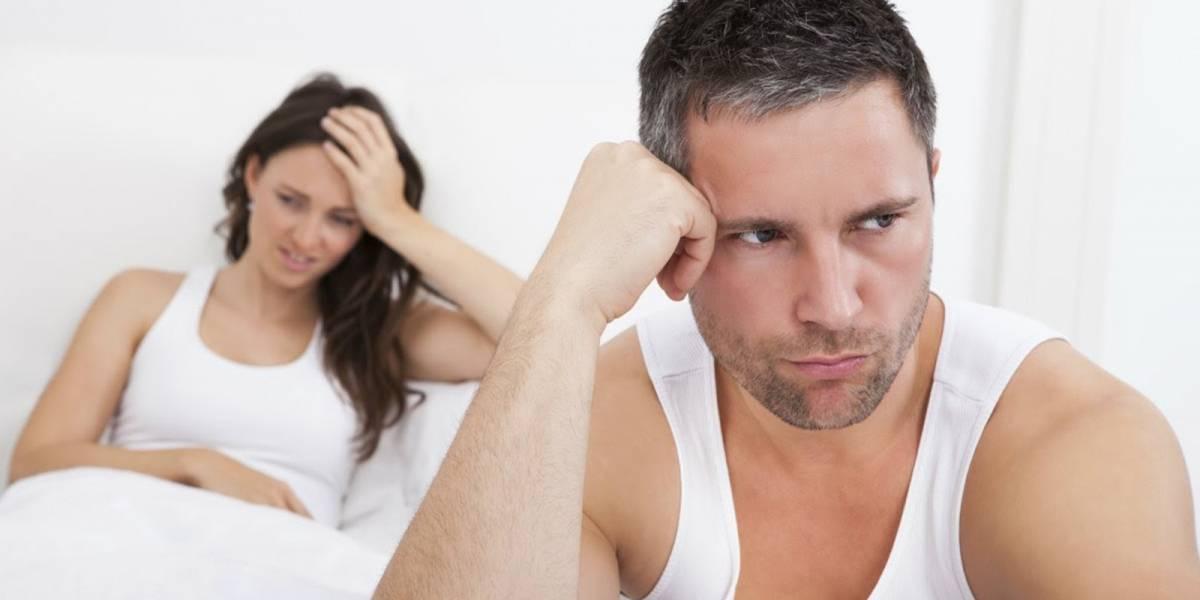 3 razones por las que disminuye el deseo sexual en los hombres