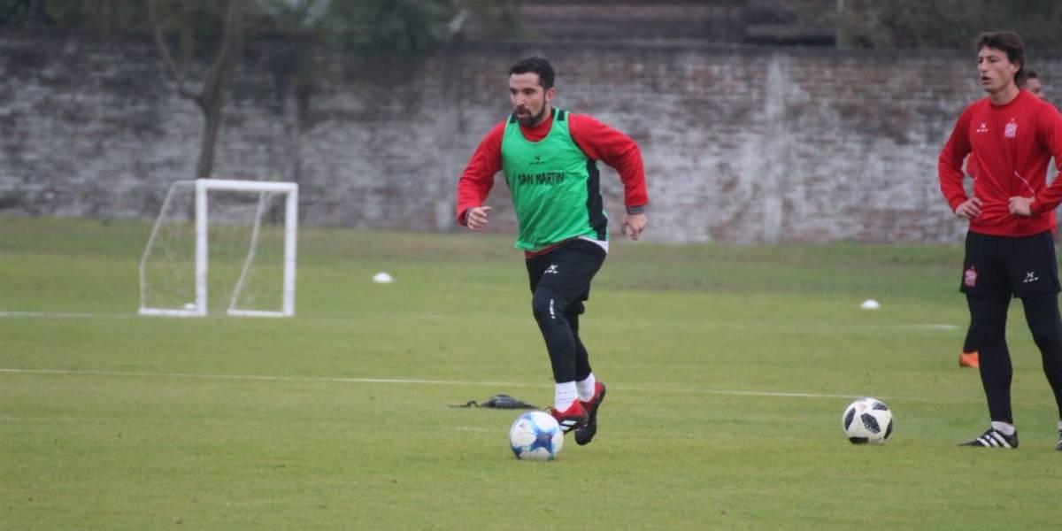 Cordero llega a San Martin de Tucumán y será el sexto chileno en la Superliga Argentina