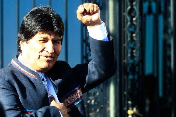 EVo Morales califica a Chile de