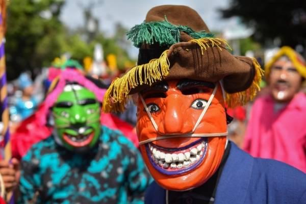 Fiestas patronales 2018 en El Salvador