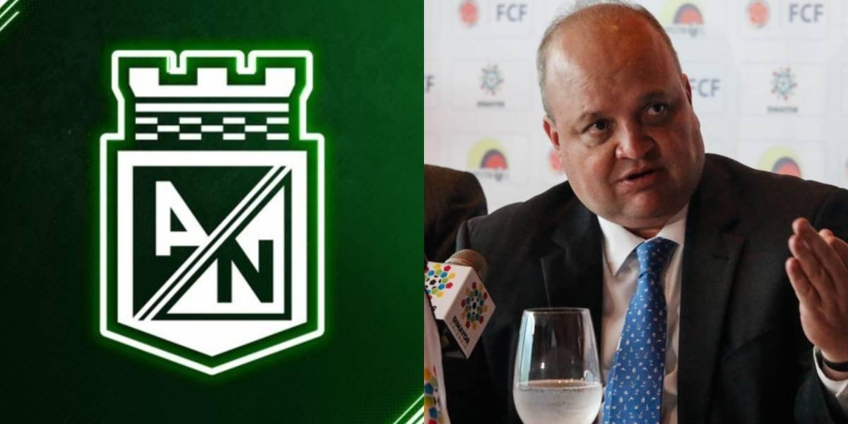 ¿Nuevo presidente de la Dimayor es hincha de Atlético Nacional?