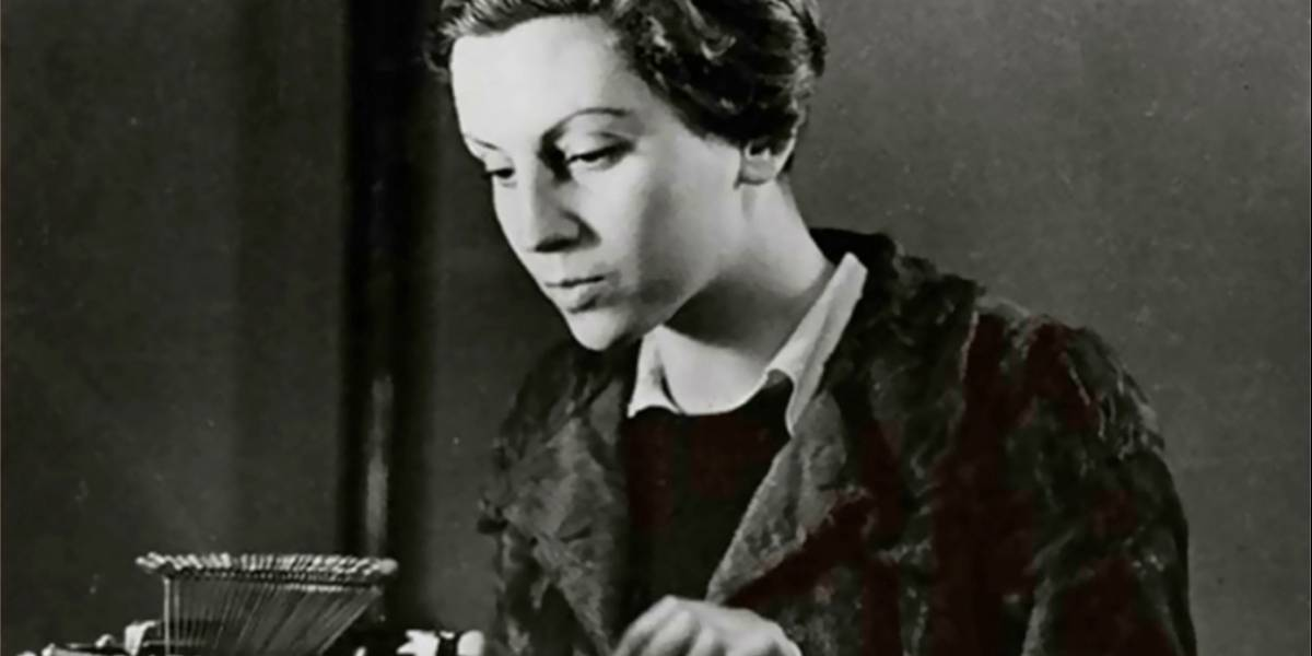 Gerda Taro, la primera fotoperiodista de guerra, es homenajeada por Google