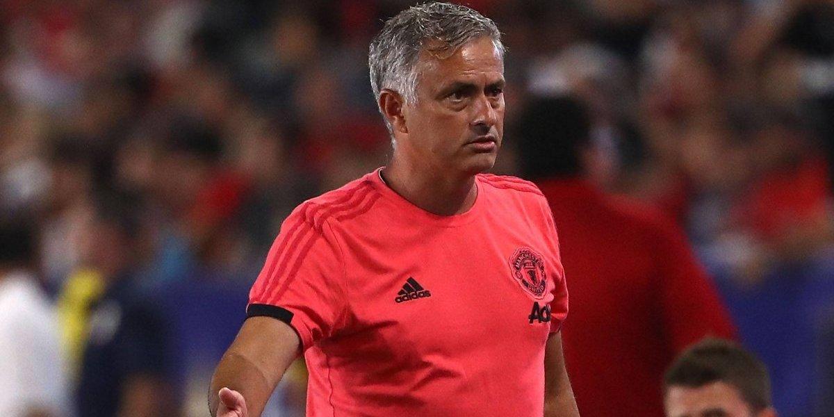 Mourinho manda mensaje tras accidente de avión en Durango