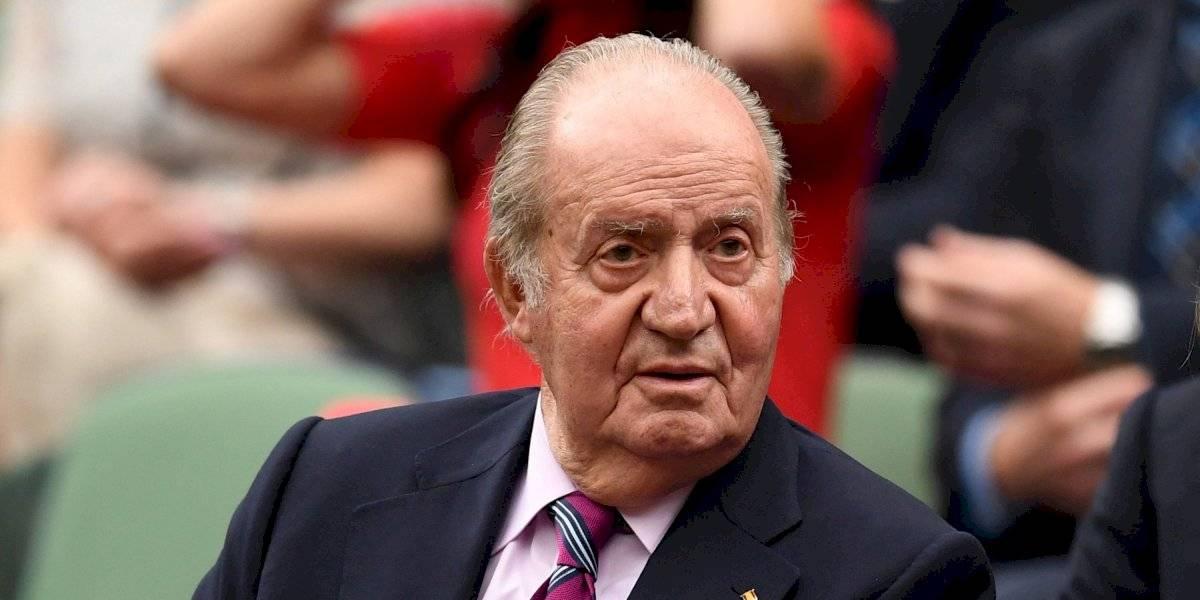 Fin del misterio: confirman que el rey Juan Carlos se encuentra en Emiratos Árabes Unidos