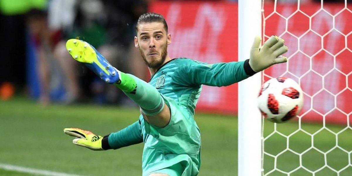 Jugadores del Madrid 'trollean' a De Gea llamándolo Karius