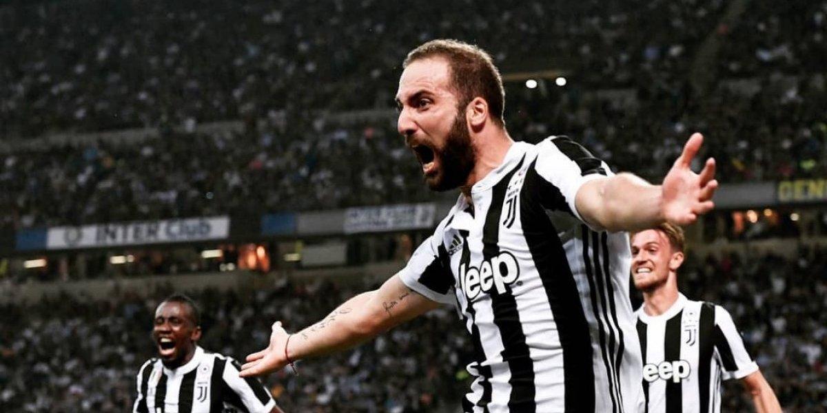 """Gonzalo Higuaín da el """"sí"""" al Milan y se marcha de la Juventus"""