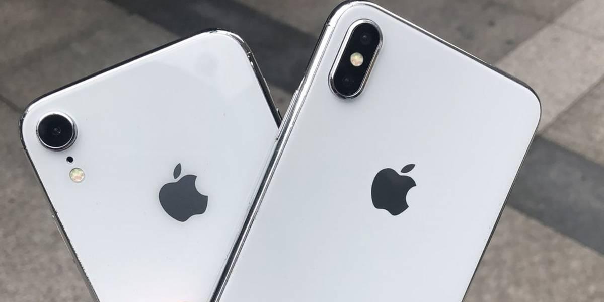 Se filtran más imágenes de los nuevos iPhone X