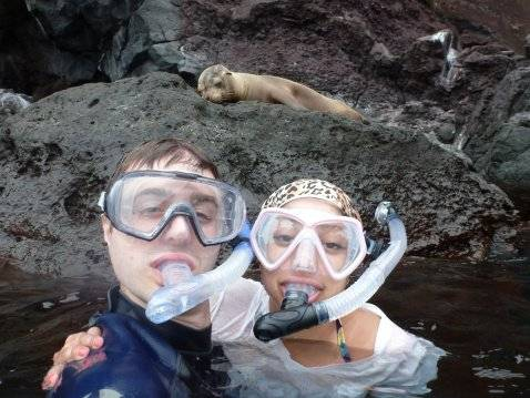 Puedes practicar buceo, surf o snorkeling. Getty