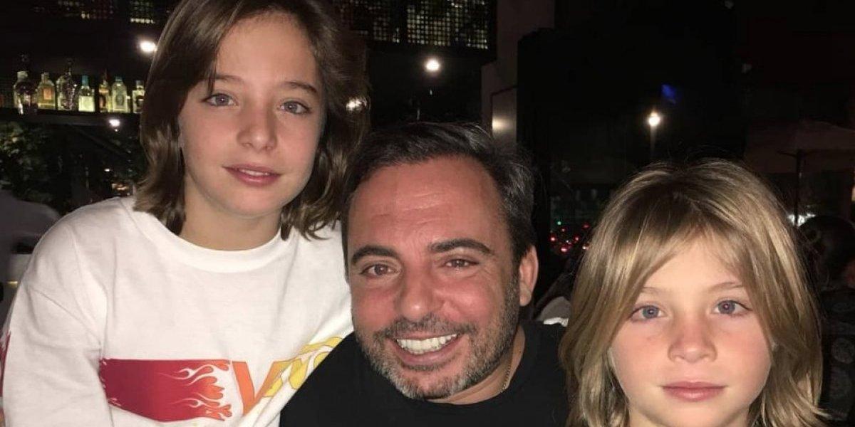 Marcos Llunas dice que su hijo quiere llegar tan lejos como Luis Miguel