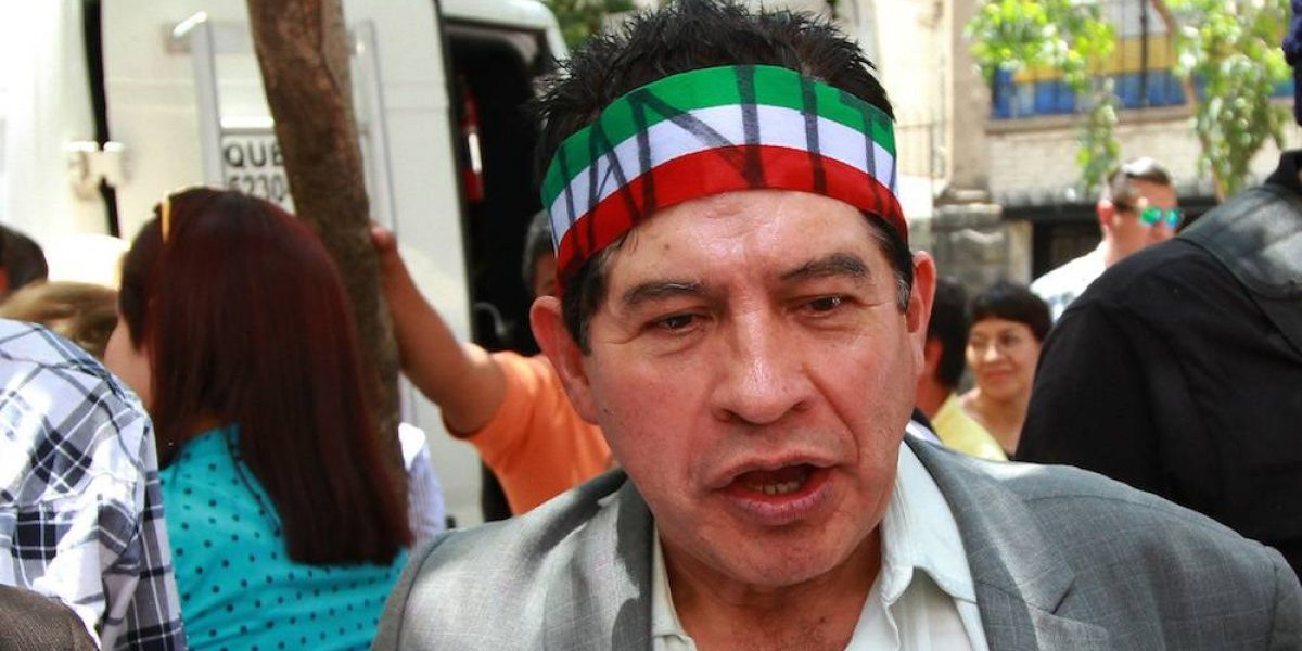 'Juanito' le pide a López Obrador ser titular de la CONADE