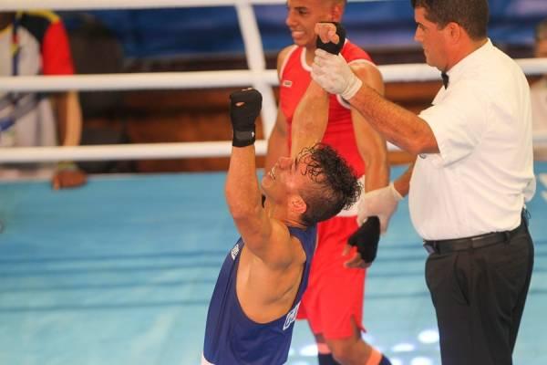 Juan Reyes consigue oro en Barranquilla