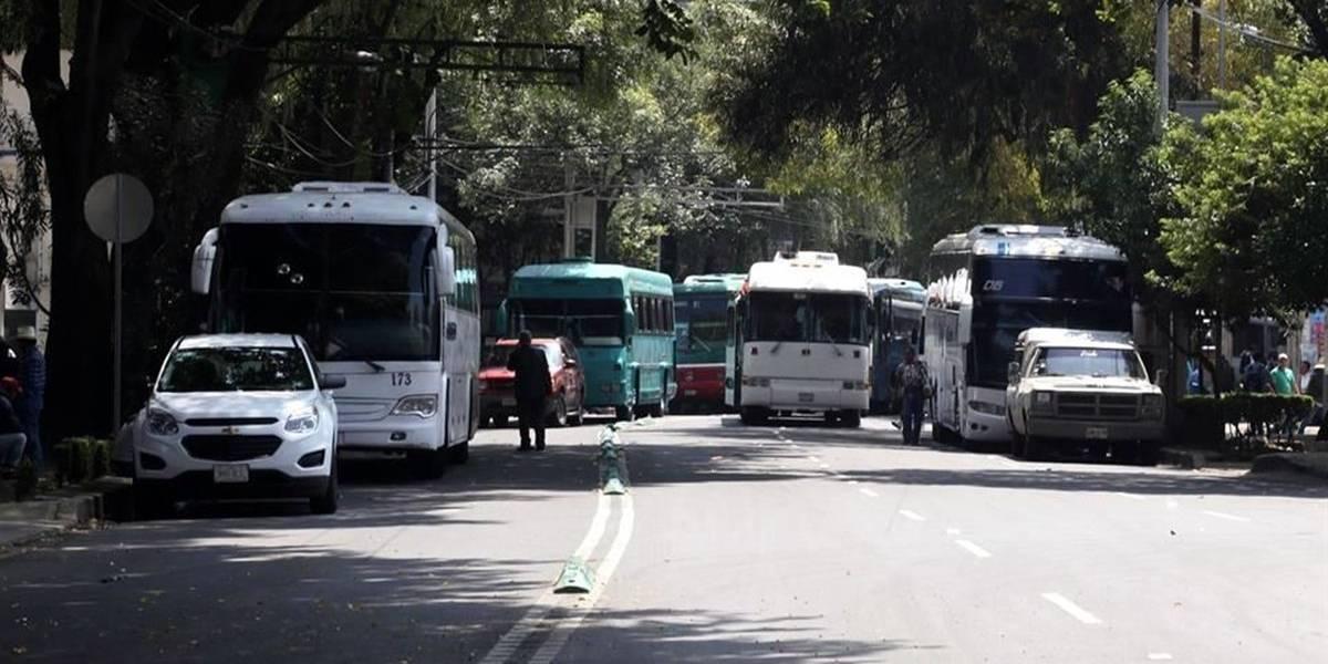 Bloquean Municipio Libre y afectan avenida Cuauhtémoc