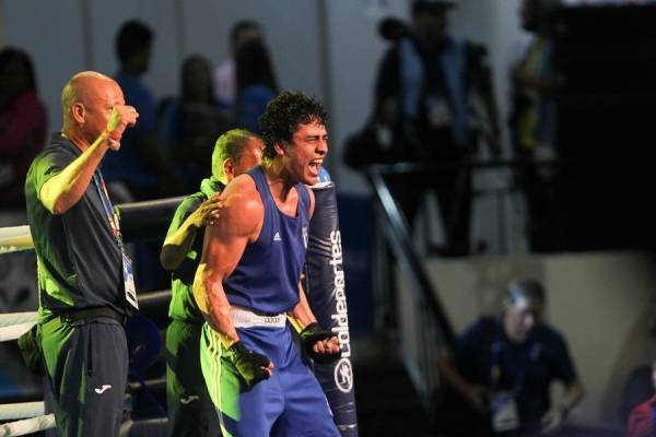 Lester Martínez consigue oro en Barranquilla 2018