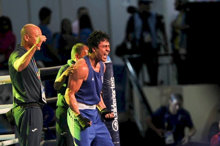 Lester Martínez debutará como boxeador profesional