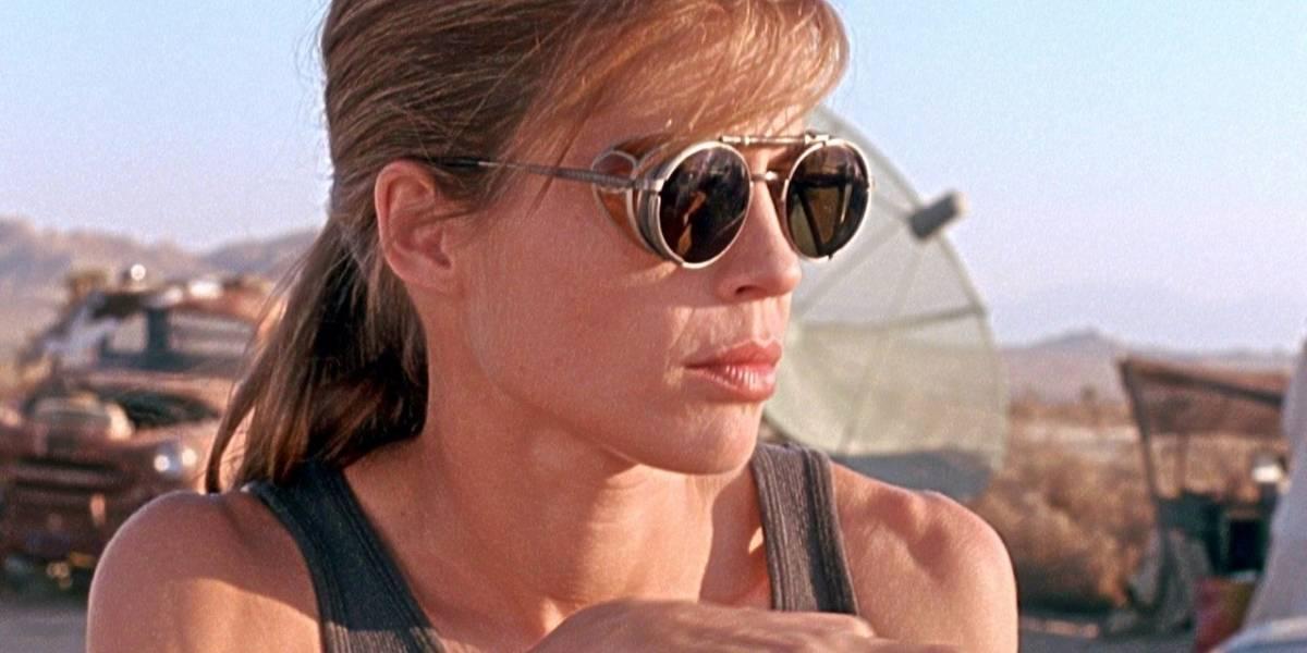 Terminator 6: Vean la primera imagen oficial de Linda Hamilton como Sarah Connor