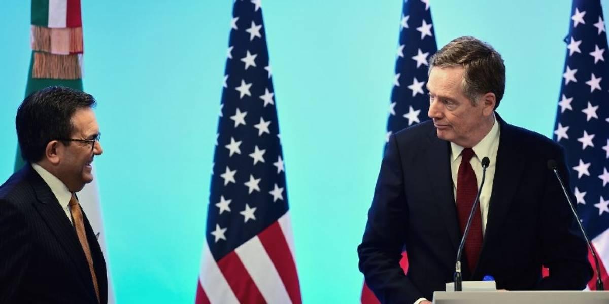 México continúa negociaciones con Estados Unidos sobre TLCAN