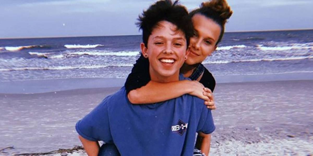 Millie Bobby Brown termina namoro com Jacob Sartorius
