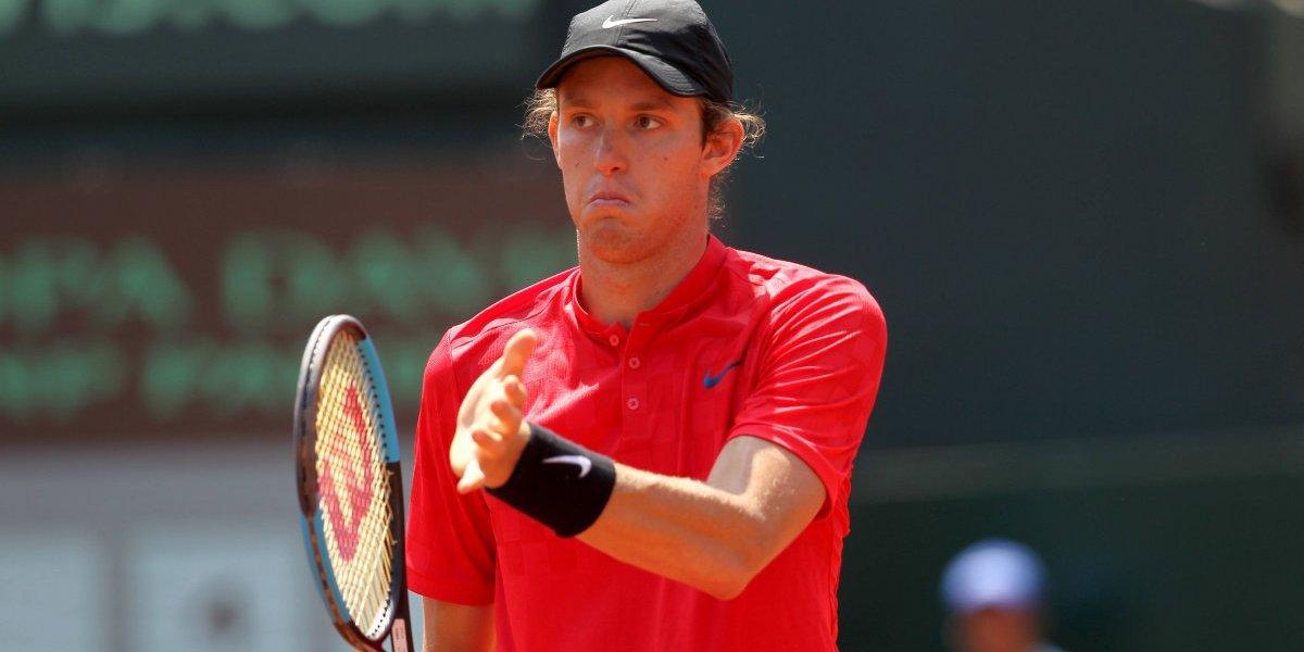 Jarry derrotó a Verdasco en uno de los mejores triunfos de su carrera y clasificó a cuartos del ATP de Kitzbühel