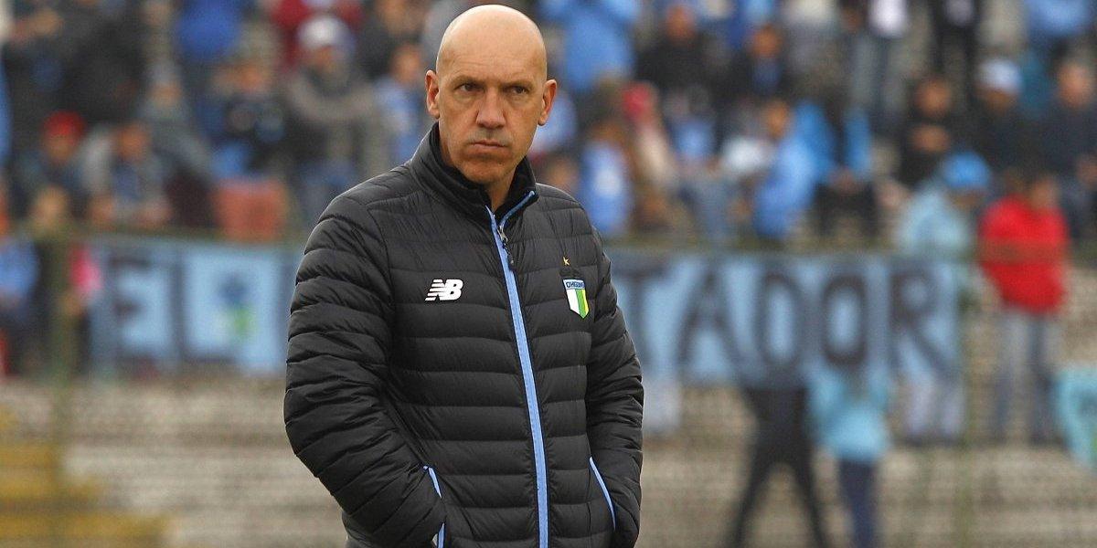 De Rancagua a Talca: Cristián Arán será el nuevo técnico de Rangers