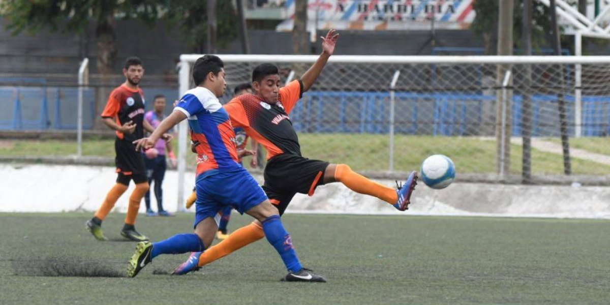 IMÁGENES. Villa Nueva y Palín inauguran el Torneo de Copa