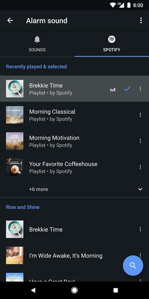 Spotify y Google