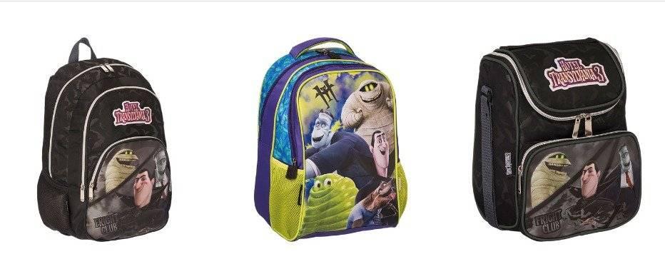 mochilas para el regreso a clases