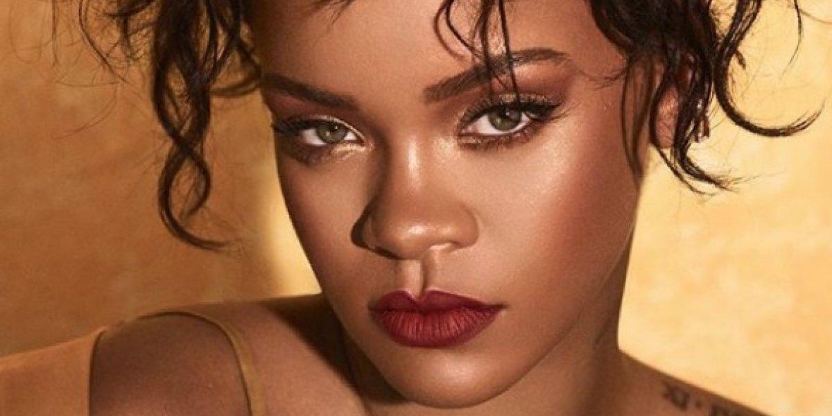 Nuevas cejas de Rihanna se convierte en el hazme reír de las redes sociales