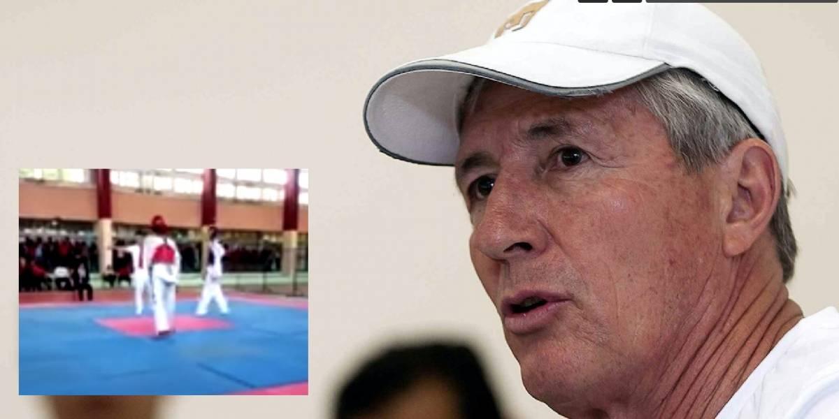 Muerte súbita, la posible razón por la que falleció taekwondoín en combate