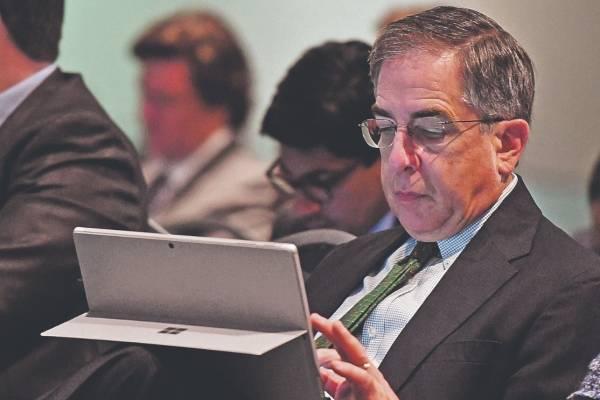 Martin Bienenstock, uno de los principales abogados en la quiebra de Puerto Rico. Trabaja para la firma Proskauer Rose. Juan Costa/ CPI