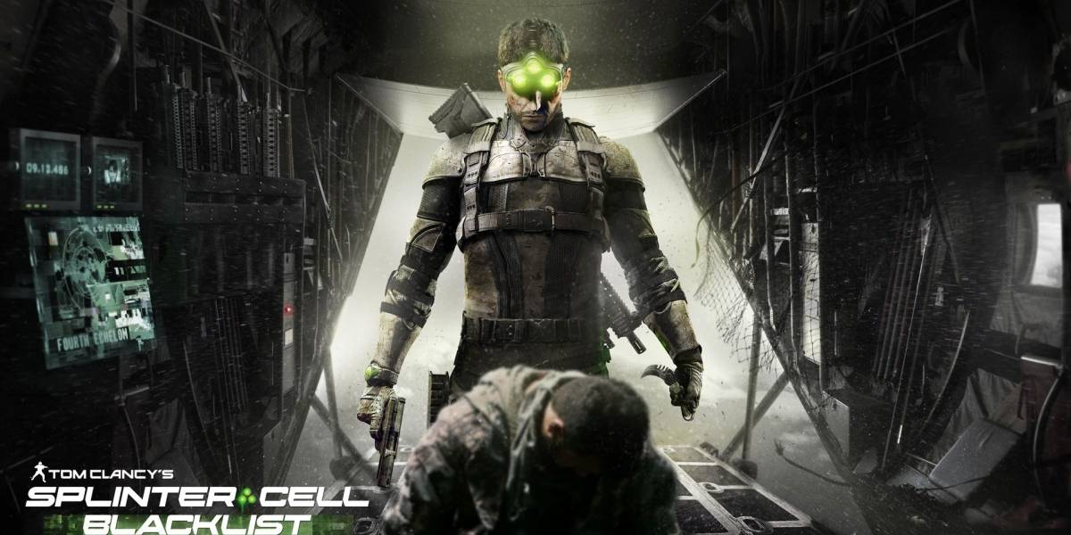 Splinter Cell Blacklist y Double Agent ya son retrocompatibles con Xbox One