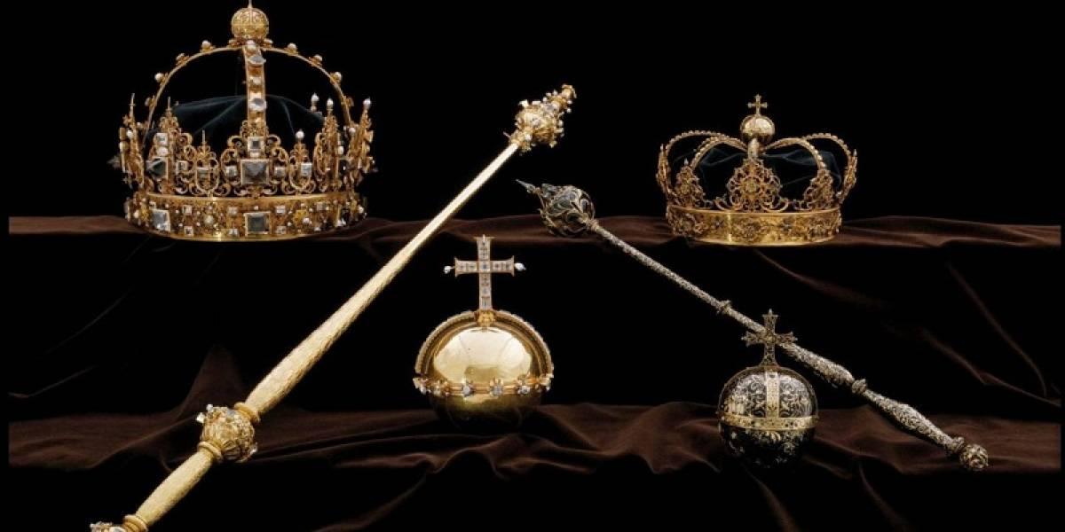Golpe a la familia real sueca en robo de película: A plena luz del día y en lancha se llevan dos coronas
