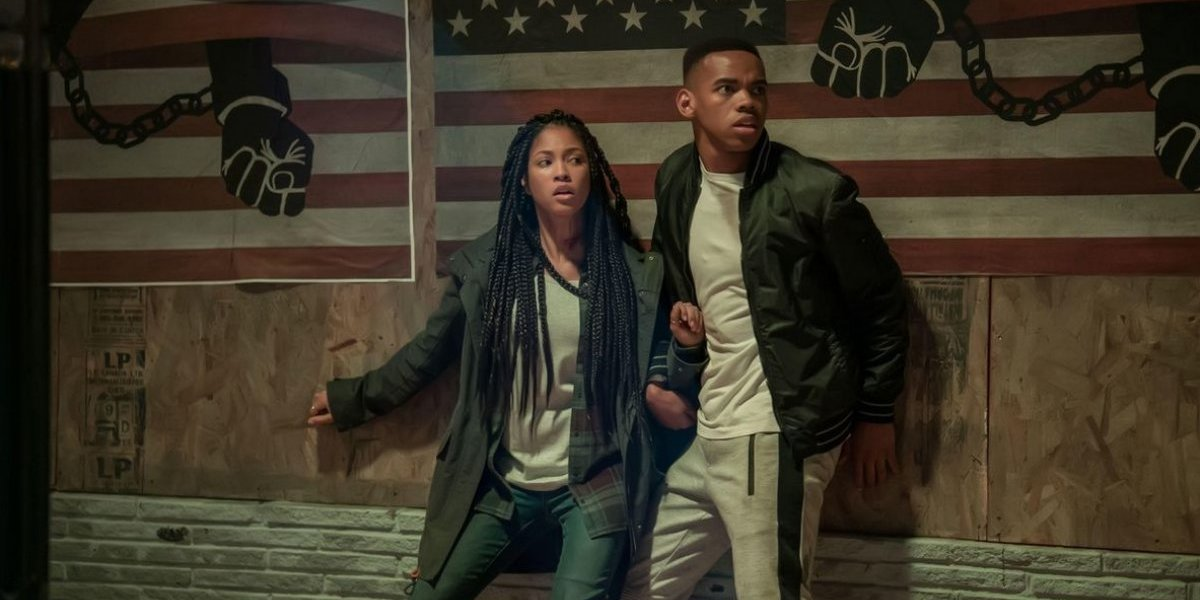 "El thriller ""The First Purge"" explora la vida real de Estados Unidos"