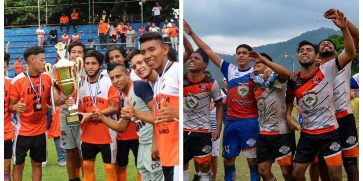 El Torneo de Copa se inicia en Villa Nueva