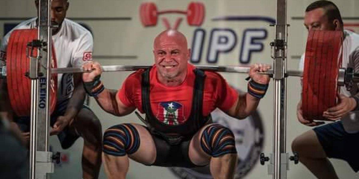 A buscar el campeonato norteamericano en el powerlifting