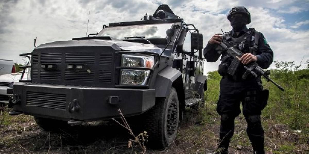 VIDEO. Militares mexicanos y supuestos narcos se enfrentan a tiros
