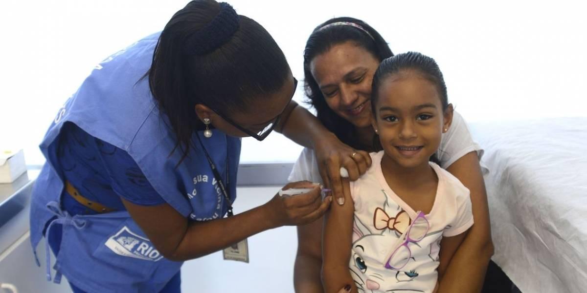 Entenda como será a campanha de vacinação contra o sarampo e a pólio