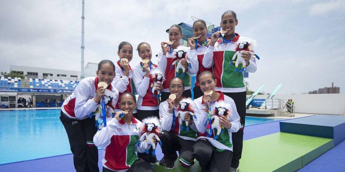 México, campeón de los Juegos Centroamericanos y del Caribe de Barranquilla 2018
